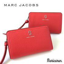 MARC JACOBS * COMPACT WALLET