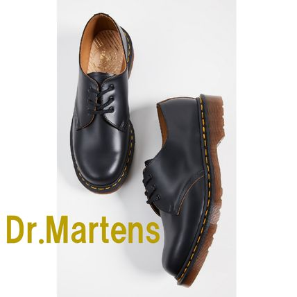 【Dr.Martens】Made In England Vintage 1461 3 Eye Lace Ups
