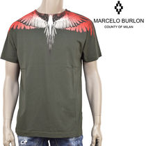 Green Wings Cotton T-Shirt/Tシャツ