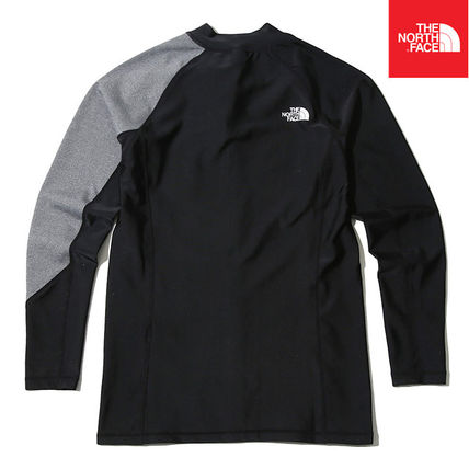 THE NORTH FACE ラッシュガード 【THE NORTH FACE】M'S NEW WAVE ZIP-UP NJ5JK07K(2)