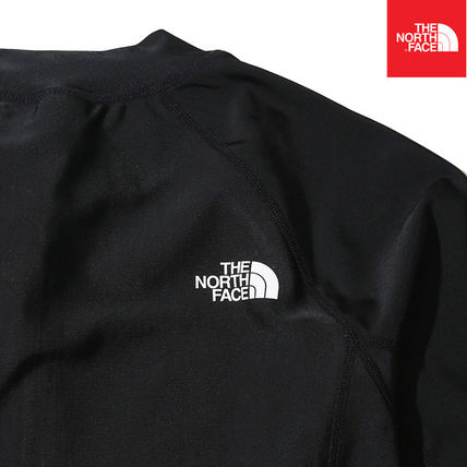 THE NORTH FACE ラッシュガード 【THE NORTH FACE】M'S NEW WAVE ZIP-UP NJ5JK07K(5)