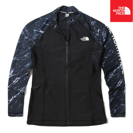 THE NORTH FACE ラッシュガード 【THE NORTH FACE】M'S PROTECT RASHGUARD ZIP UP NJ5JK03A(2)