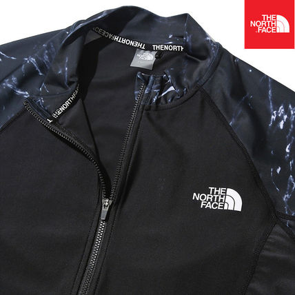 THE NORTH FACE ラッシュガード 【THE NORTH FACE】M'S PROTECT RASHGUARD ZIP UP NJ5JK03A(4)