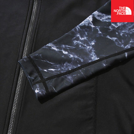 THE NORTH FACE ラッシュガード 【THE NORTH FACE】M'S PROTECT RASHGUARD ZIP UP NJ5JK03A(5)