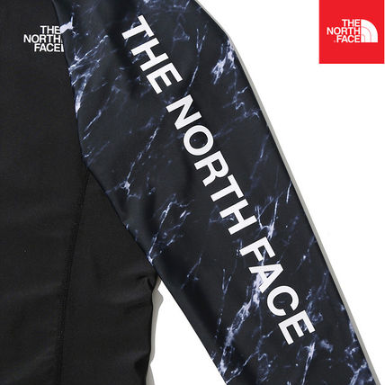 THE NORTH FACE ラッシュガード 【THE NORTH FACE】M'S PROTECT RASHGUARD ZIP UP NJ5JK03A(6)
