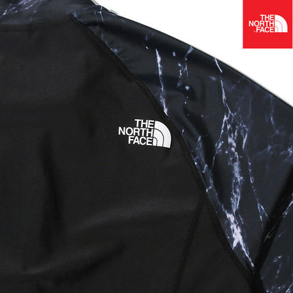 THE NORTH FACE ラッシュガード 【THE NORTH FACE】M'S PROTECT RASHGUARD ZIP UP NJ5JK03A(7)