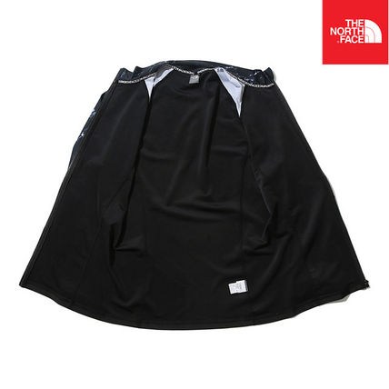 THE NORTH FACE ラッシュガード 【THE NORTH FACE】M'S PROTECT RASHGUARD ZIP UP NJ5JK03A(8)