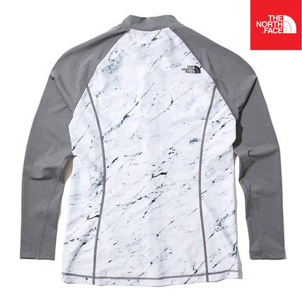 THE NORTH FACE ラッシュガード 【THE NORTH FACE】M'S PROTECT RASHGUARD ZIP UP NJ5JK03B(2)