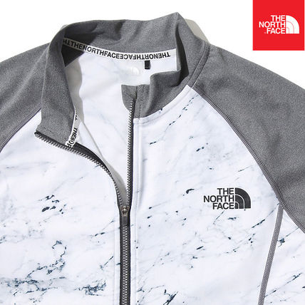 THE NORTH FACE ラッシュガード 【THE NORTH FACE】M'S PROTECT RASHGUARD ZIP UP NJ5JK03B(3)