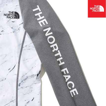 THE NORTH FACE ラッシュガード 【THE NORTH FACE】M'S PROTECT RASHGUARD ZIP UP NJ5JK03B(5)
