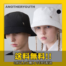 ★ANOTHERYOUTH★ logo bucket hat