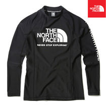 【THE NORTH FACE】M'S PROTECT EX RASHGUARD NT7XK02A