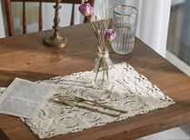 【DECO VIEW】 Natura Netta Lace Table Mat