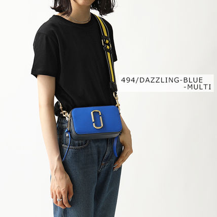 MARC JACOBS ショルダーバッグ・ポシェット MARC JACOBS Snapshot スナップショット ショルダーバッグ(17)