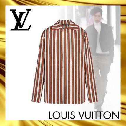 Louis Vuitton 【新作】 チェーンパジャマシャツ シルク