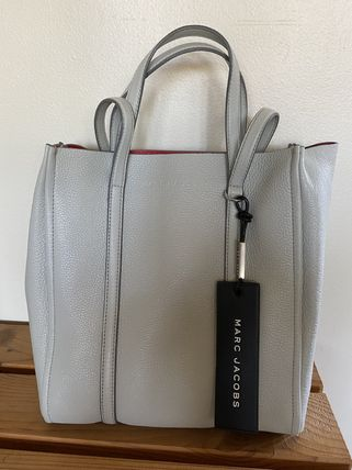 MARC JACOBS トートバッグ 【MARC JACOBS】THE TAG TOTE☆ザ・タグ・トート(4)