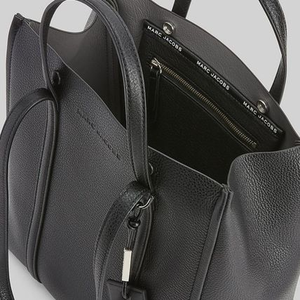 MARC JACOBS トートバッグ 【MARC JACOBS】THE TAG TOTE☆ザ・タグ・トート(5)