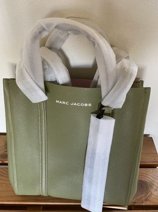 MARC JACOBS トートバッグ 【MARC JACOBS】THE TAG TOTE☆ザ・タグ・トート(10)