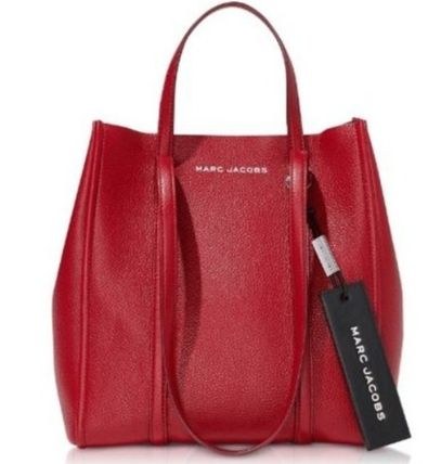 MARC JACOBS トートバッグ 【MARC JACOBS】THE TAG TOTE☆ザ・タグ・トート(12)