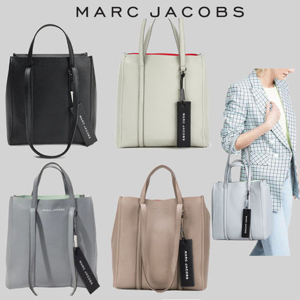 MARC JACOBS トートバッグ 【MARC JACOBS】THE TAG TOTE☆ザ・タグ・トート