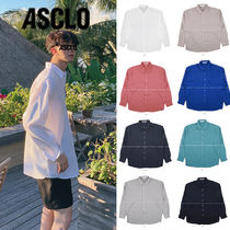 ASCLO Thanks Perfect Linen Shirt s497