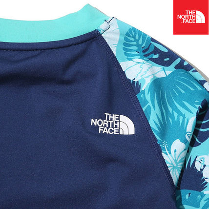 THE NORTH FACE ウィンタースポーツその他 【THE NORTH FACE】K'S NEW WAVE RASHGUARD SET NT7TK20S(4)