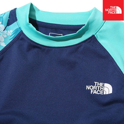 THE NORTH FACE ウィンタースポーツその他 【THE NORTH FACE】K'S NEW WAVE RASHGUARD SET NT7TK20S(6)