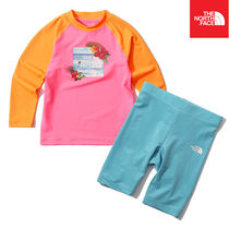 【THE NORTH FACE】K'S PROTECT RASHGUARD SET NT7TK21U