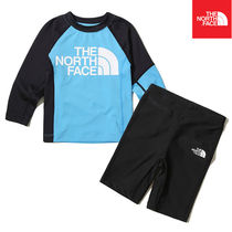 【THE NORTH FACE】K'S PROTECT RASHGUARD SET NT7TK19T