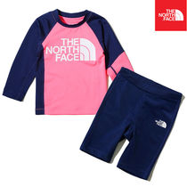 【THE NORTH FACE】K'S PROTECT RASHGUARD SET NT7TK19U