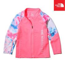 【THE NORTH FACE】K'S NEW WAVE RASHGUARD ZIP UP NJ5JK07T
