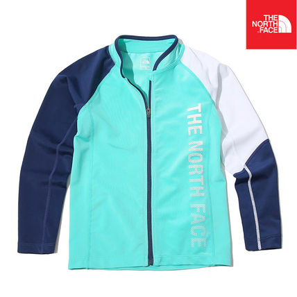 THE NORTH FACE ウィンタースポーツその他 【THE NORTH FACE】K'S PROTECT RASHGUARD SET NJ5JK06U(2)