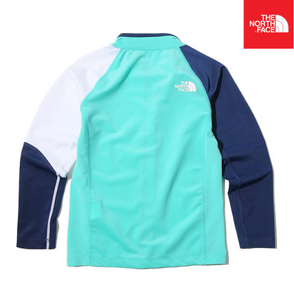 THE NORTH FACE ウィンタースポーツその他 【THE NORTH FACE】K'S PROTECT RASHGUARD SET NJ5JK06U(4)