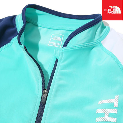 THE NORTH FACE ウィンタースポーツその他 【THE NORTH FACE】K'S PROTECT RASHGUARD SET NJ5JK06U(5)
