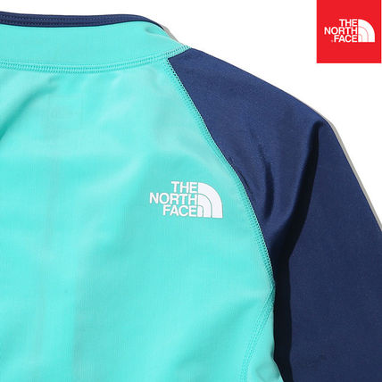 THE NORTH FACE ウィンタースポーツその他 【THE NORTH FACE】K'S PROTECT RASHGUARD SET NJ5JK06U(7)