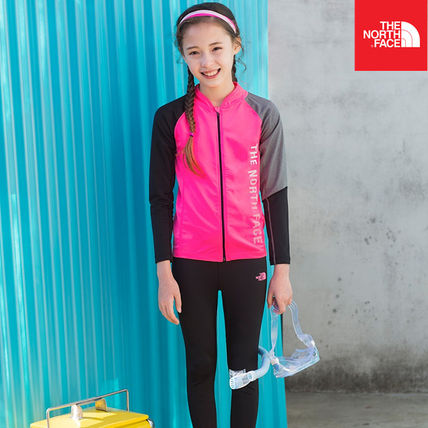 THE NORTH FACE ウィンタースポーツその他 【THE NORTH FACE】K'S PROTECT RASHGUARD SET NJ5JK06T