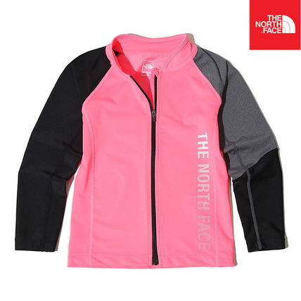 THE NORTH FACE ウィンタースポーツその他 【THE NORTH FACE】K'S PROTECT RASHGUARD SET NJ5JK06T(3)