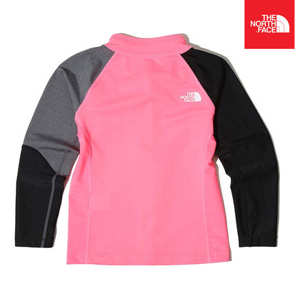 THE NORTH FACE ウィンタースポーツその他 【THE NORTH FACE】K'S PROTECT RASHGUARD SET NJ5JK06T(4)