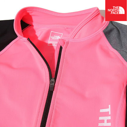THE NORTH FACE ウィンタースポーツその他 【THE NORTH FACE】K'S PROTECT RASHGUARD SET NJ5JK06T(5)