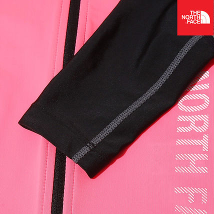 THE NORTH FACE ウィンタースポーツその他 【THE NORTH FACE】K'S PROTECT RASHGUARD SET NJ5JK06T(6)