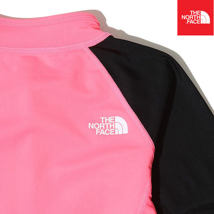 THE NORTH FACE ウィンタースポーツその他 【THE NORTH FACE】K'S PROTECT RASHGUARD SET NJ5JK06T(7)