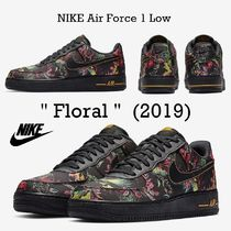 "Nike Air Force 1 Low ""Floral"" SS 19   送料無料"
