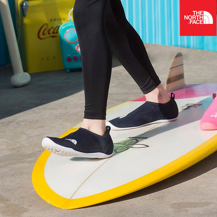THE NORTH FACE ウィンタースポーツその他 【THE NORTH FACE】KID SOCKWAVE NS96K10C アクアシューズ