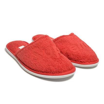 Supreme ライフスタイルその他 【Supreme】Supreme/Frette Slippers RED【即発送】(3)