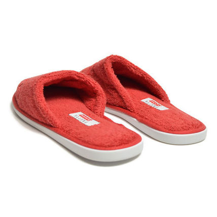 Supreme ライフスタイルその他 【Supreme】Supreme/Frette Slippers RED【即発送】(4)
