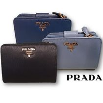 【OUTLET】PRADA☆1ML018☆VITELLO MOVE☆折りたたみ財布