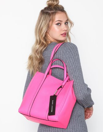 MARC JACOBS トートバッグ SAEL! Marc Jacobs The Tag 27 Tote Bag★ザ タグ トート 全9色(18)
