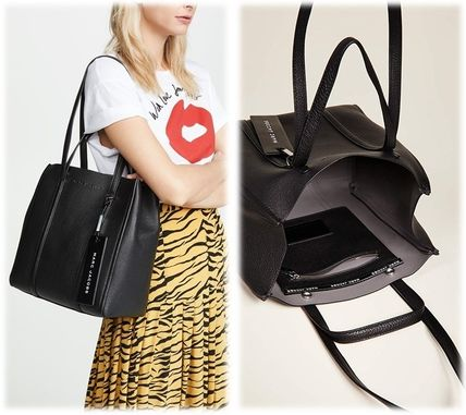 MARC JACOBS トートバッグ SAEL! Marc Jacobs The Tag 27 Tote Bag★ザ タグ トート 全9色(4)