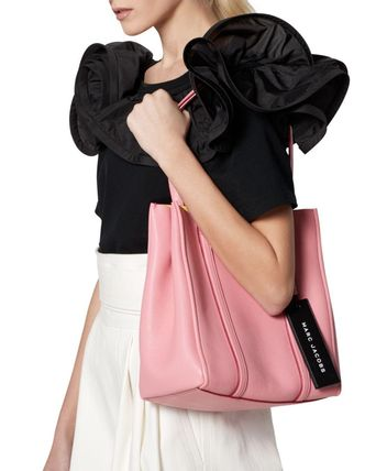 MARC JACOBS トートバッグ SAEL! Marc Jacobs The Tag 27 Tote Bag★ザ タグ トート 全9色(19)
