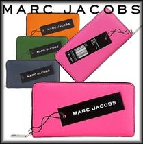 SALE! MARC JACOBS The Tag Standard Continental Wallet 全4色